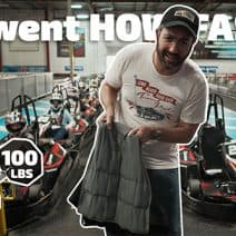 Does Weight Make a Difference in Go Karting Lap Times?