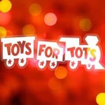 Toys for Tots Christmas Toy Drive at Atlanta!