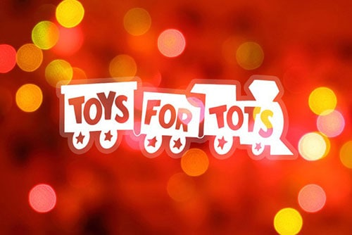 featured image for toys for tots event