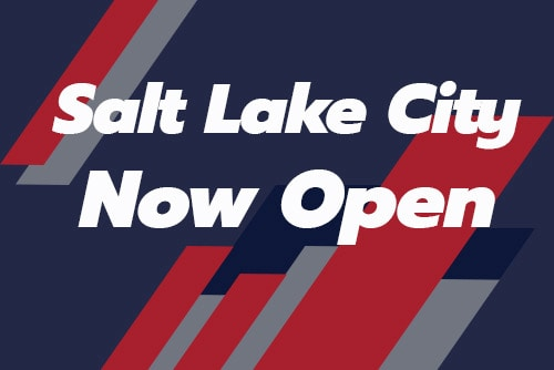 Salt lake City Is Open