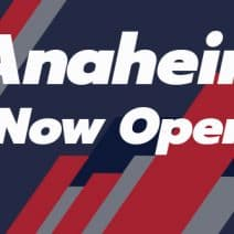 We're Racing Again in Anaheim!