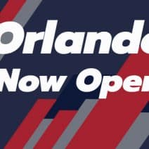 Orlando Has Reopened for Racing!