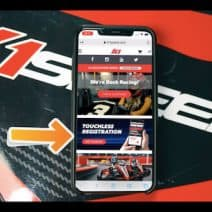Touchless Registration Now Available at K1 Speed!