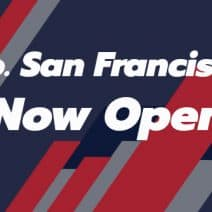 We've Reopened K1 Speed San Francisco!
