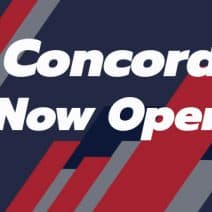 Our Concord, NC Location Has Reopened!