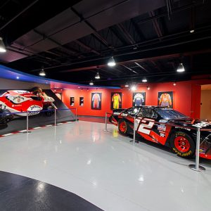 K1 Speed Buffalo Grove Lobby