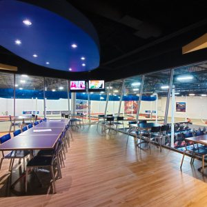 K1 Speed Buffalo Grove Paddock Lounge