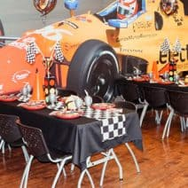 How to Plan the Ultimate Race Car / Racing Themed Birthday Party