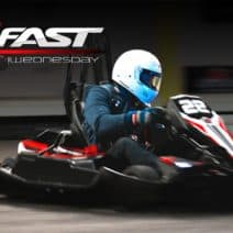 Fast Wednesday: Set the Quickest Lap, Win Free Races