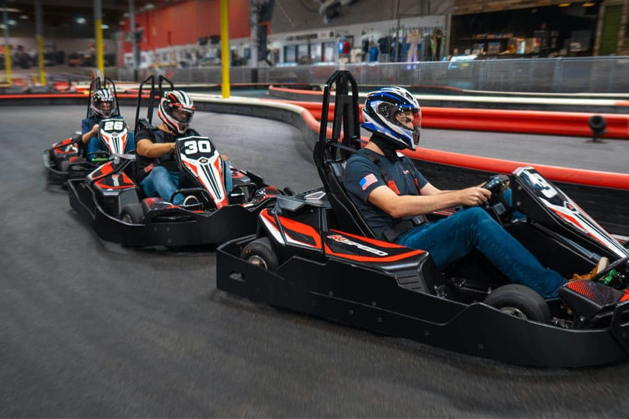 Where to Go-Kart Near Me in Dulles