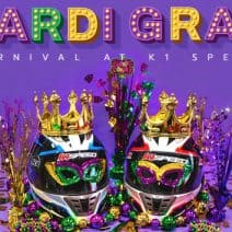 Mardi Gras Special: 2 Races for $35!