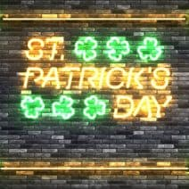 St. Patrick's Day: Win a PS5 or Trip For 2 To Vegas!