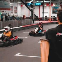 Race Our Go Karts for Free - Now Hiring at K1 Speed!