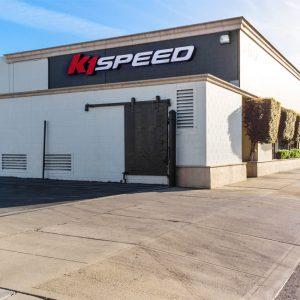 K1 Speed Burbank Entrance