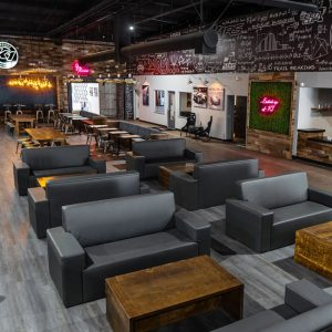 K1 Speed Burbank Paddock Lounge